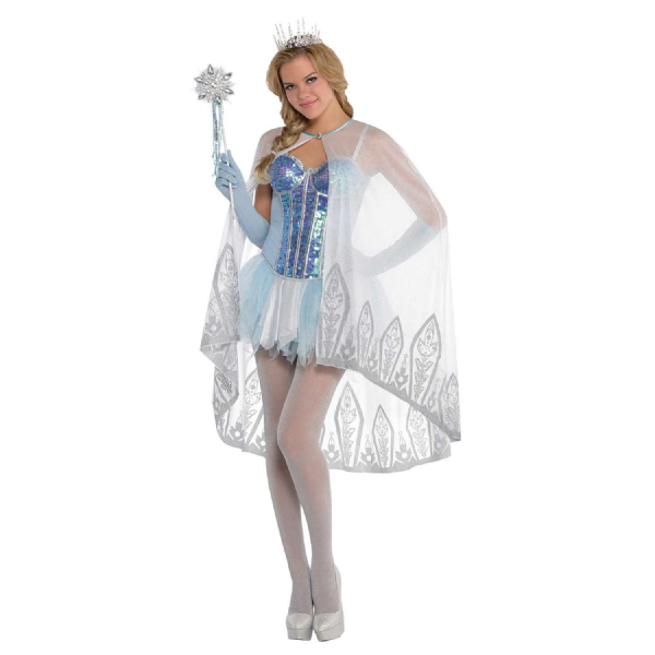 Ice Fairy Shimmering Cape (Coming Soon)